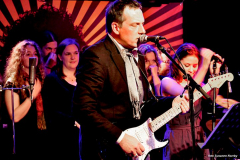 Björn Persson Bluesband Plays Hendrix